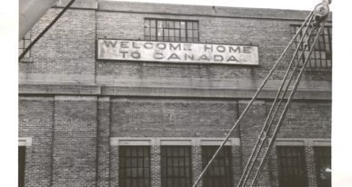 Welcome Home to Canada - Exposition virtuelle