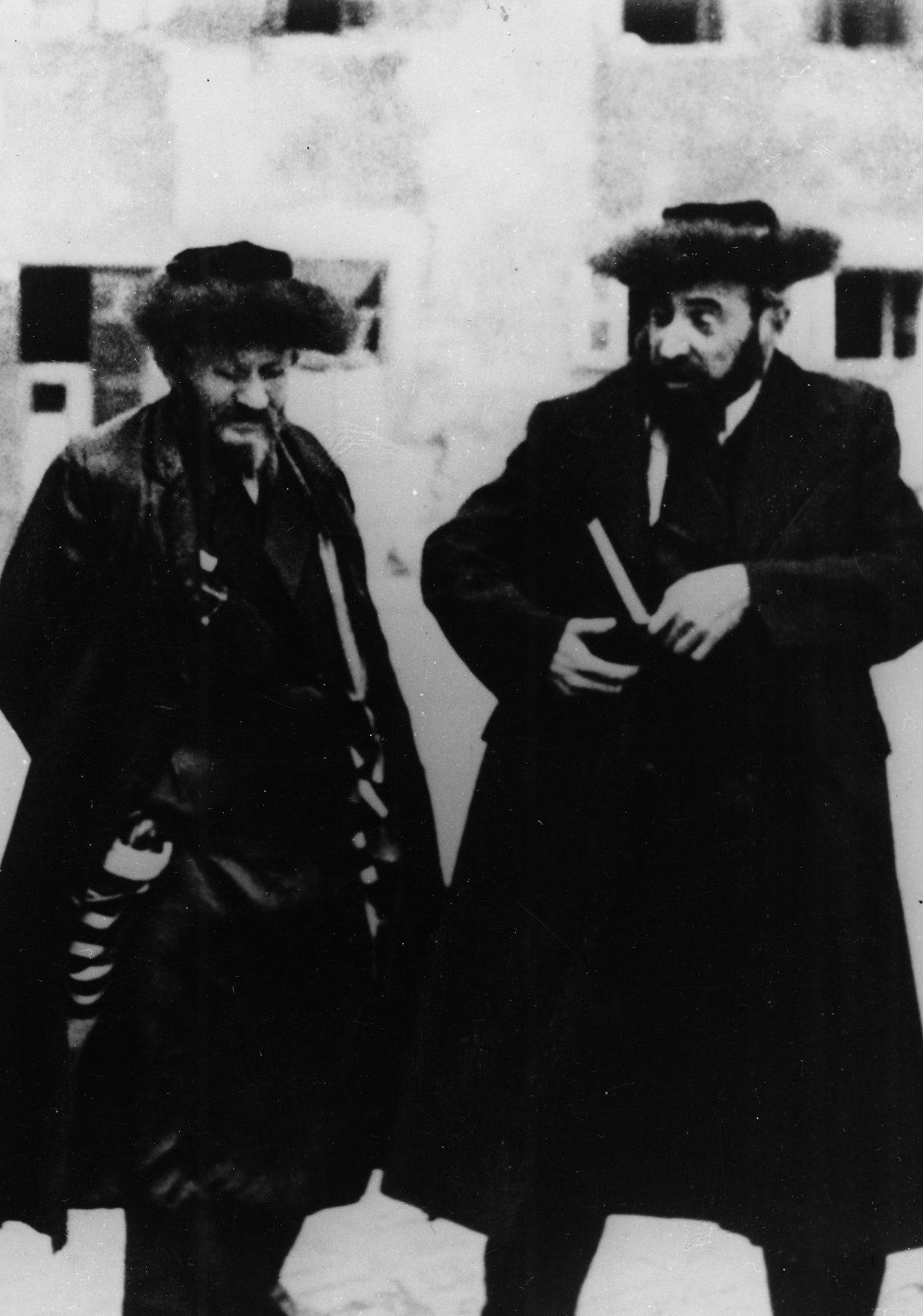Juifs de Pologne avant l'Holocauste