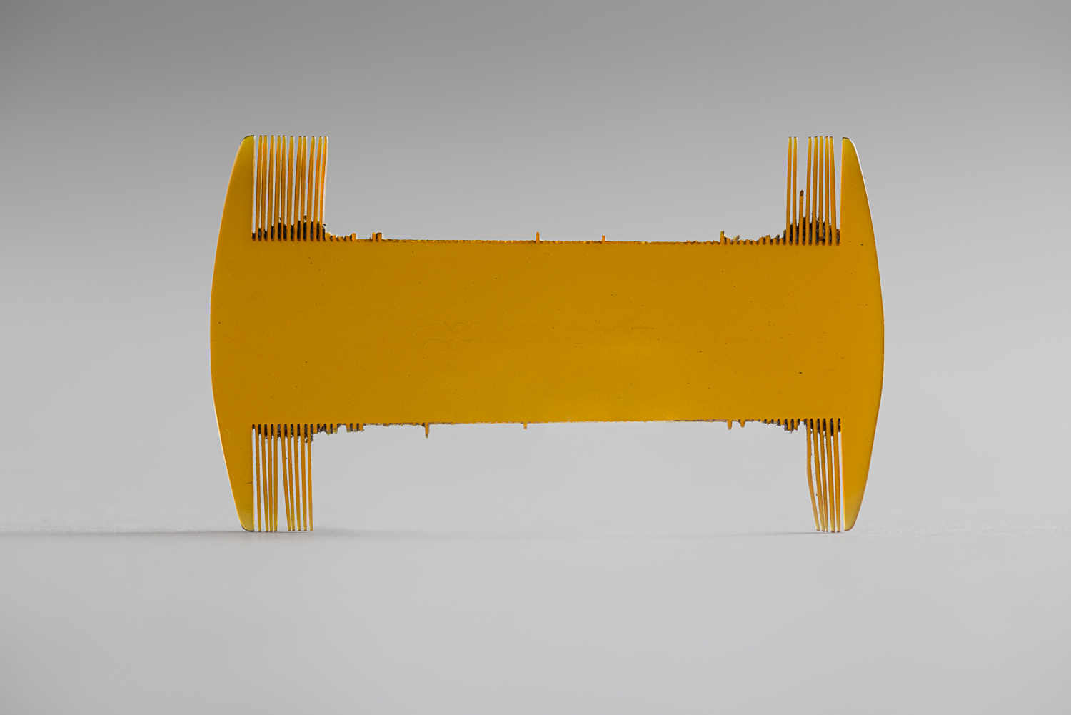 This lice comb belonged to Rosa Pliskin-Sokolinski. (Photo: Peter Berra)