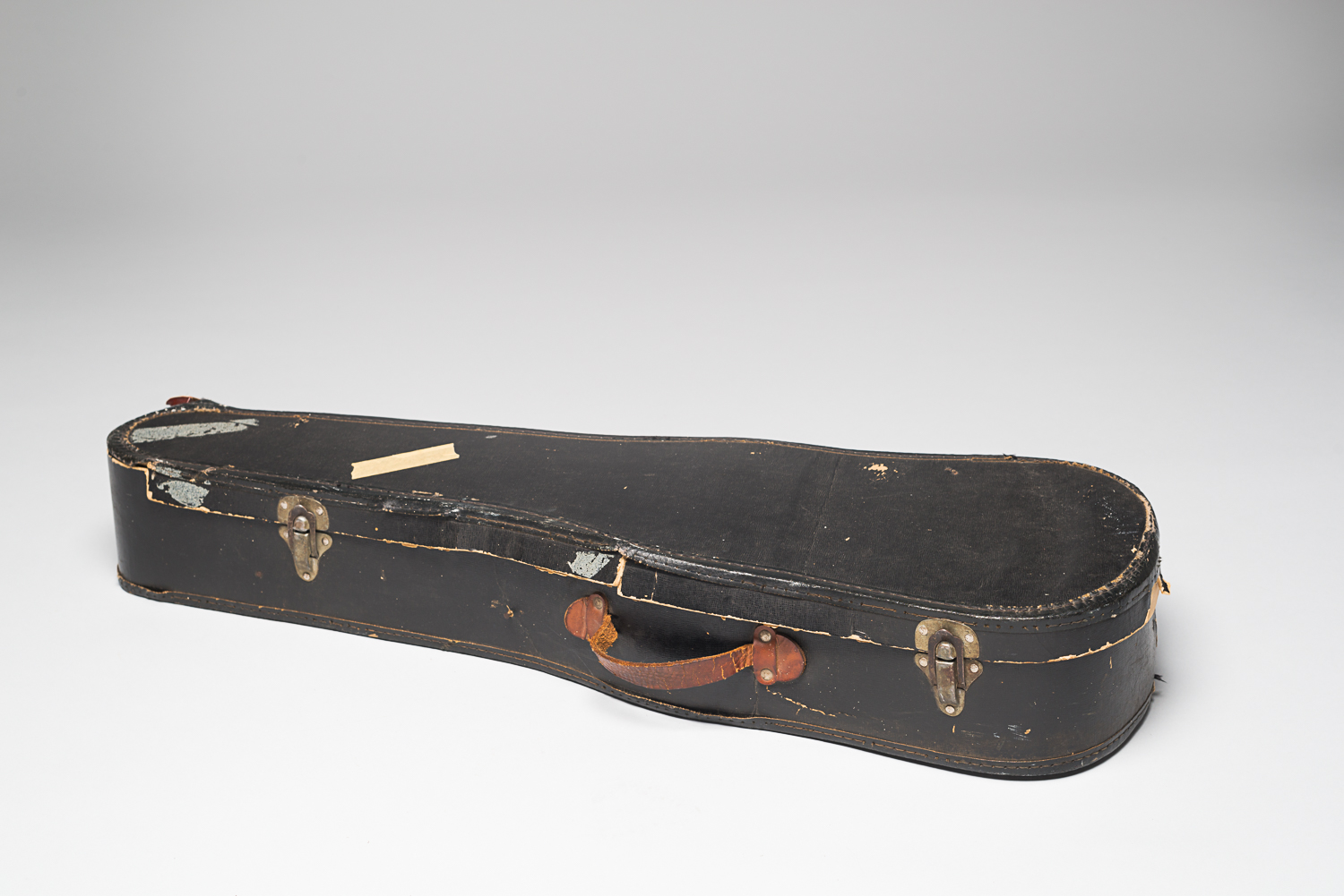 Alexander retrieved his violin from his family home after the war.