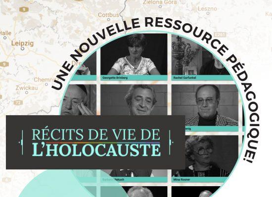 Récits de vie sur l'Holocauste