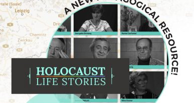 Meet Holocaust survivors and discover their journey to Canada.