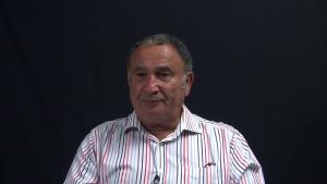 Léon Celemencki, survivant de l'Holocauste, décrit l'orphelinat juif et l'internat, où il est allé après la guerre.