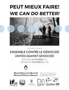 United Against Genocide
