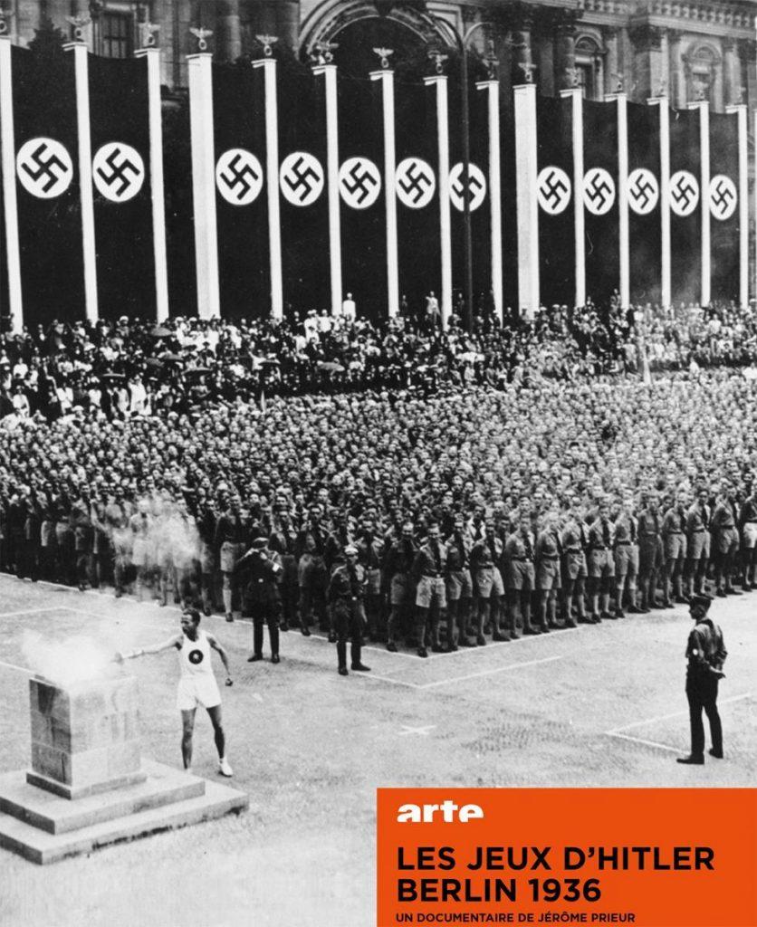 Les jeux d'Hitler, Berlin 1936