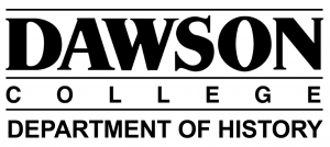 Dawson College Department of History