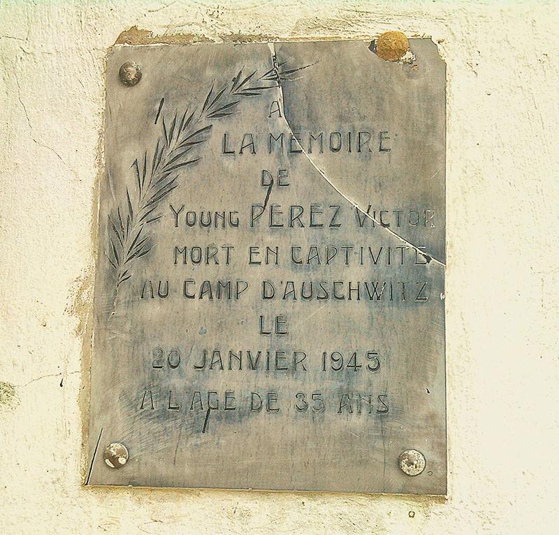 Commemoration Tunis