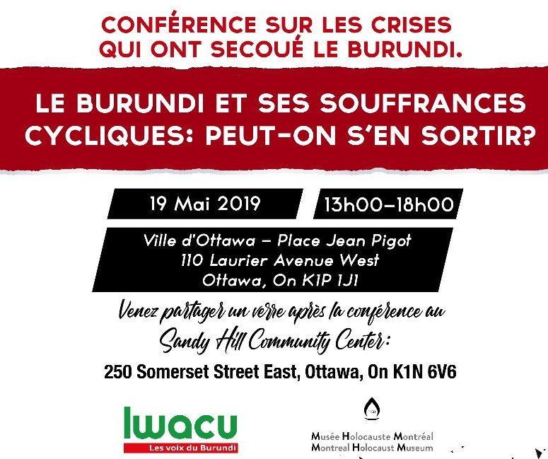 Burundi et ses souffrances cycliques: Peut-on s'en sortir?