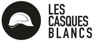 logo casques blancs