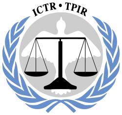 Logo du Tribunal pénal international pour le Rwanda