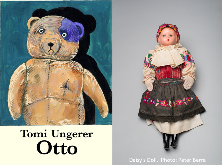 Otto and Daisy's Doll