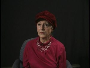 Sarah Engelhard, Holocaust survivor