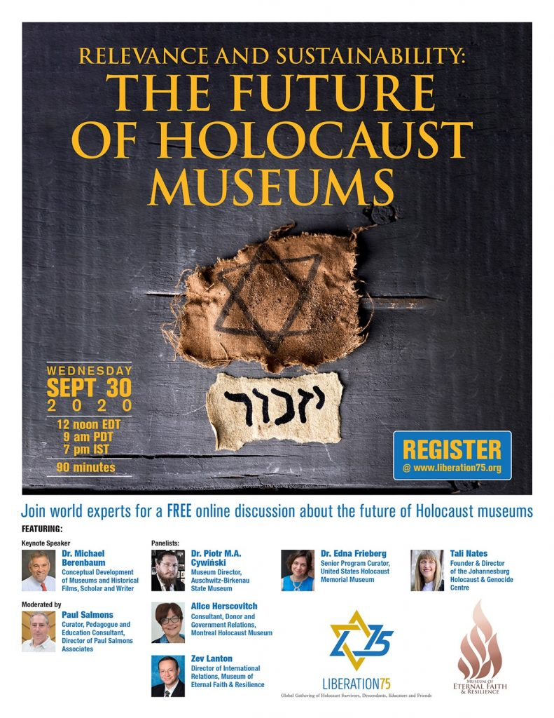 The Future of Holocaust Museums