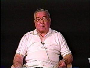 Holocaust survivor Stephen Perkal